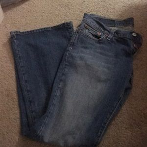 Women's Lucky Brand Jeans, 10, great condition